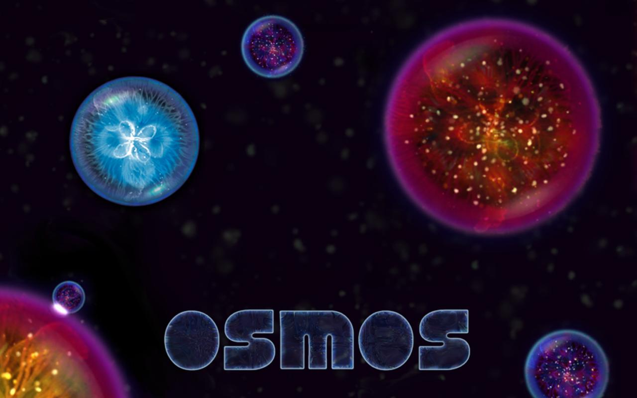 Osmos Demo- screenshot
