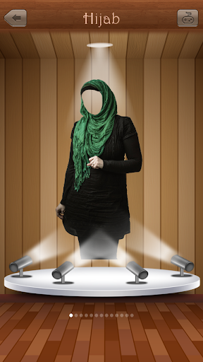 Hijab : Women Photo Montage