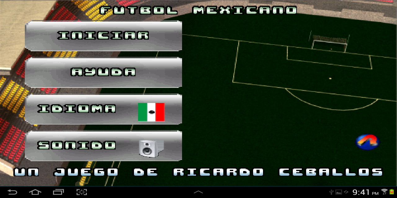 Mexican Soccer - screenshot
