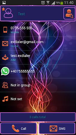 Colorful Dialer Theme 1.9.5 screenshot 1166888