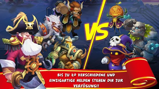 Schloss Konflikt: Castle Clash - screenshot thumbnail
