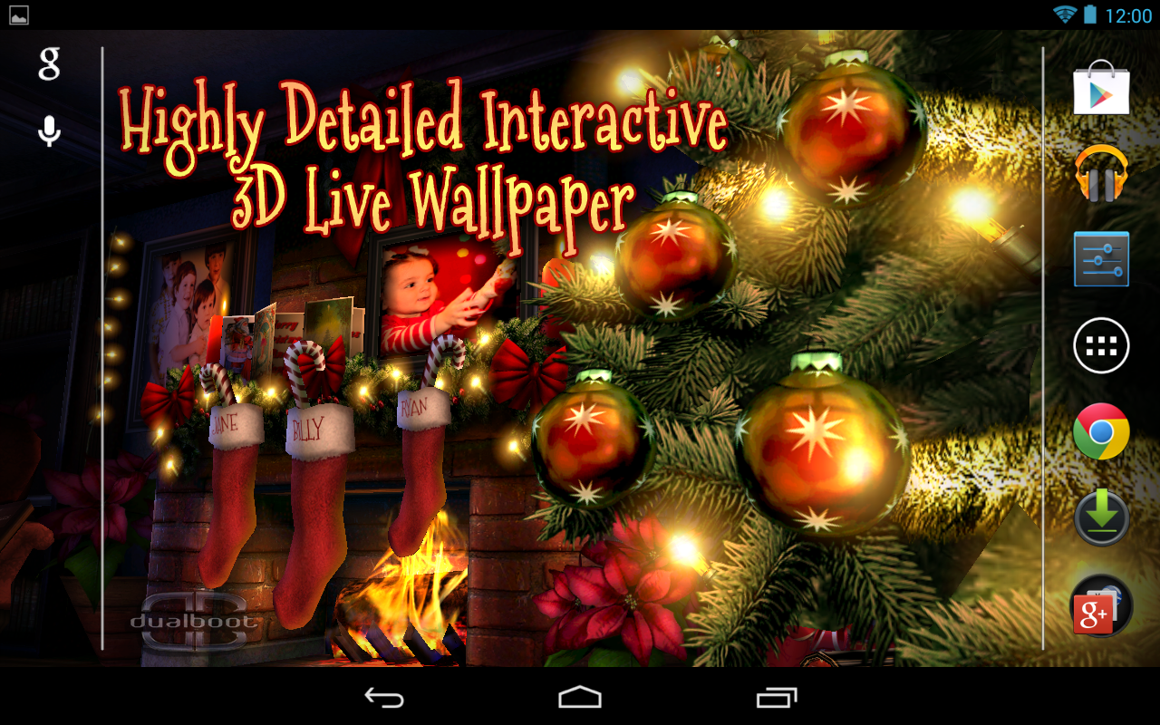 Christmas HD- screenshot