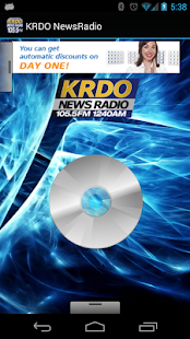 KRDO NewsRadio - screenshot thumbnail