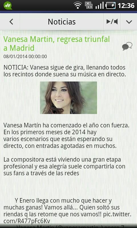 Cadena Dial para Android - screenshot