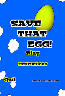 Save That Egg! - screenshot thumbnail