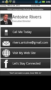 Antoine Rivers 5LINX IMR - screenshot thumbnail