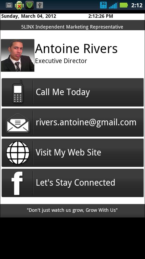 Antoine Rivers 5LINX IMR - screenshot