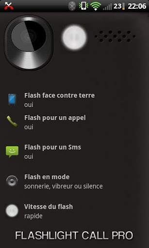 Flashlight Call Pro v2.2