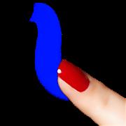 App Finger paint - live wallpaper APK for Windows Phone