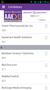 AAIC 2013 - screenshot thumbnail