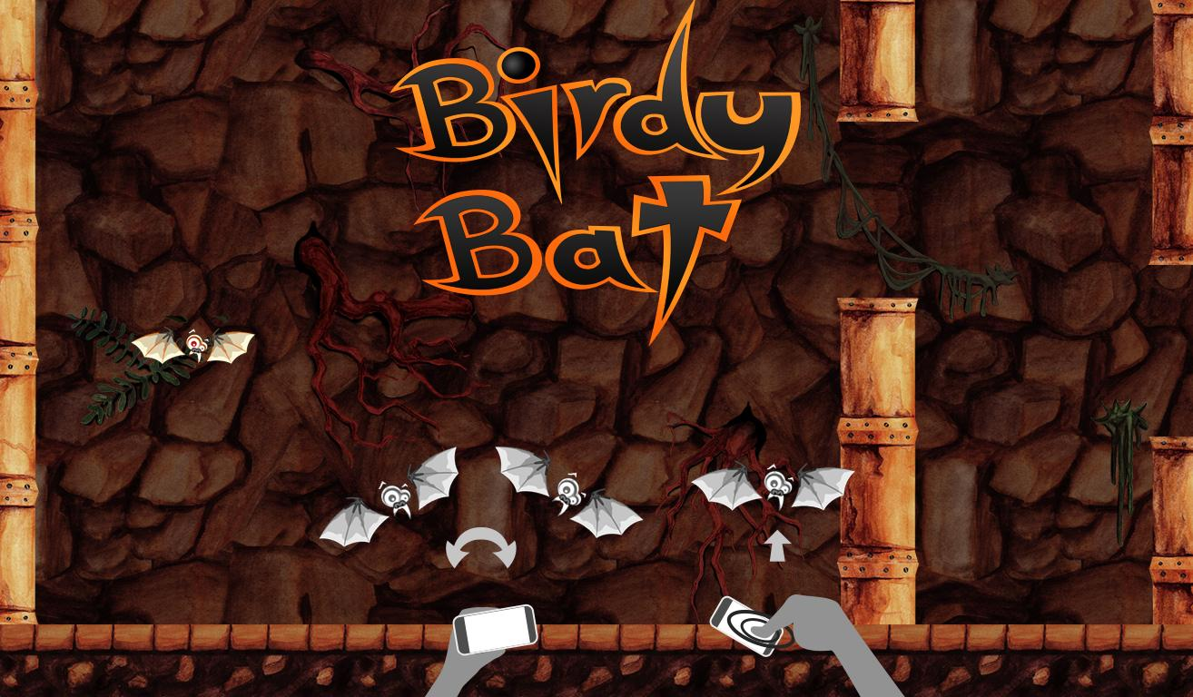 Birdy Bat- screenshot