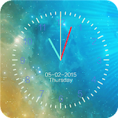 Clock Wallpaper(IOS8 Style)