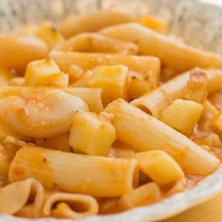 Pasta e patate (Pasta and Potatoes)
