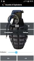 Screenshot of Weapon : Bombs Prank