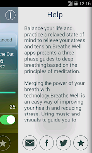 Breathe Well - screenshot thumbnail