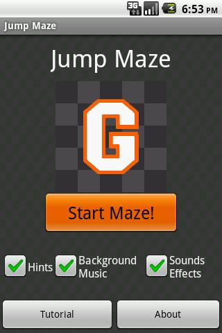 Jump Maze