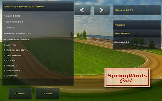 Screenshot of Race Horses Champions