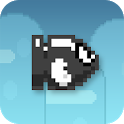 Flappy bullet icon
