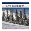 Snowfall Scene Live Wallpaper icon
