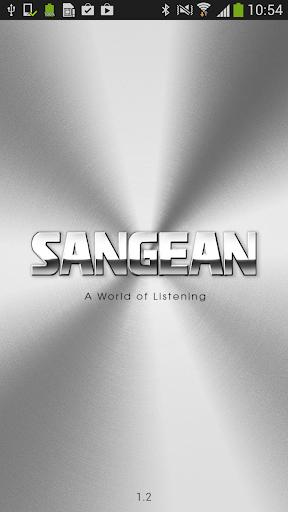 iSangean Remote Control App