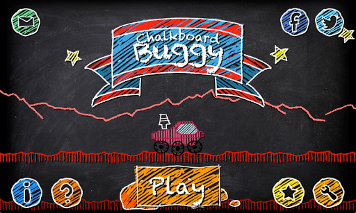 Chalkboard Buggy