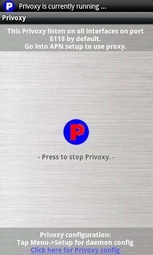 Proxy - Privoxy Paid