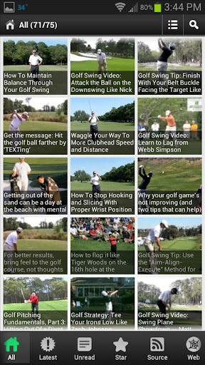 Golf Tips Quick