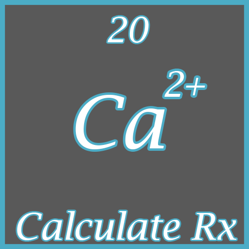 Corrected Calcium Calculator 醫療 App LOGO-APP開箱王