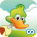 Tap the Duck icon