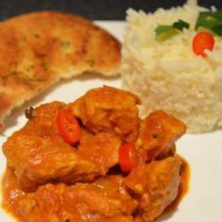 Chicken Spicy Curry.