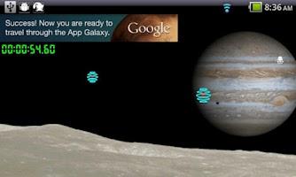 Screenshot of UFO Launcher