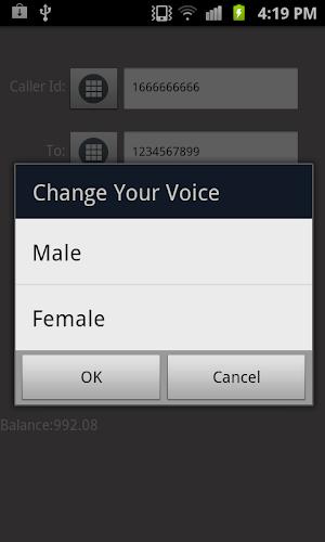 Caller Id Changer