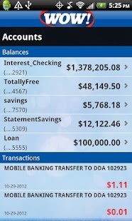Paducah Bank Mobile - screenshot thumbnail