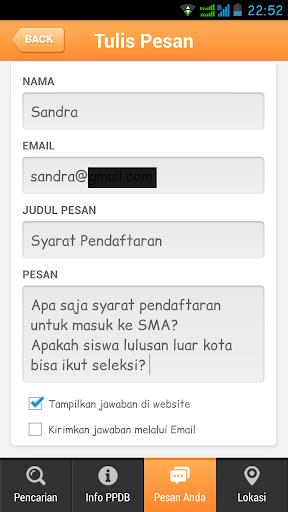 SIAP PPDB  screenshots 8