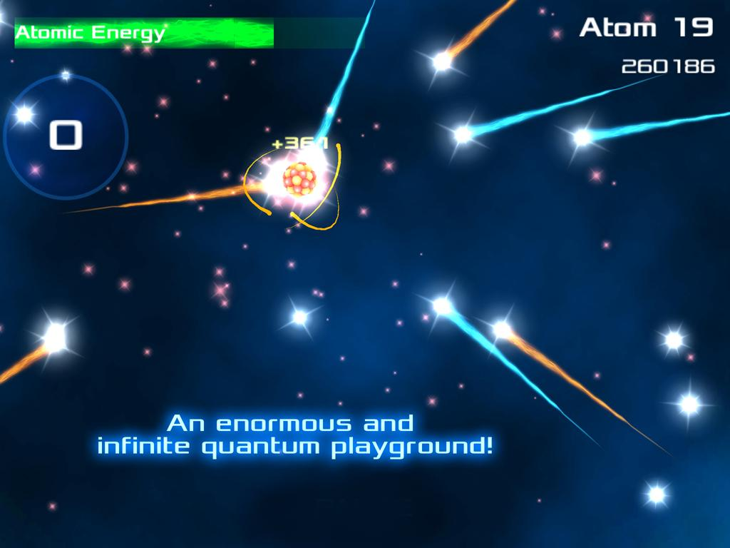 Atomic Fusion - screenshot