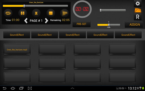 LiveCues - Tablet