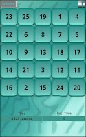 Screenshot of Touch Numbers
