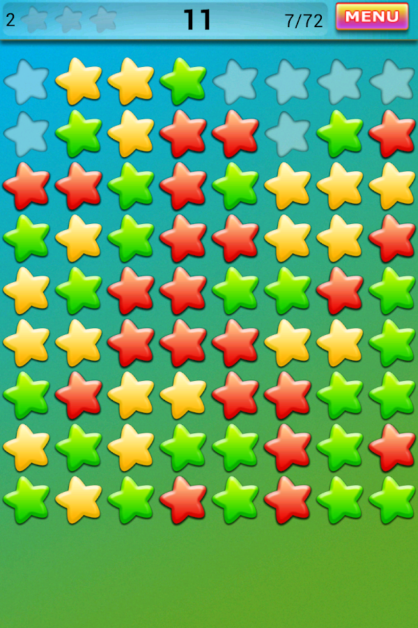 Jelly Stars - screenshot