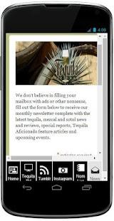 Tequila Aficionado- screenshot thumbnail