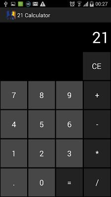 Whats Nine plus Ten Calculator - screenshot