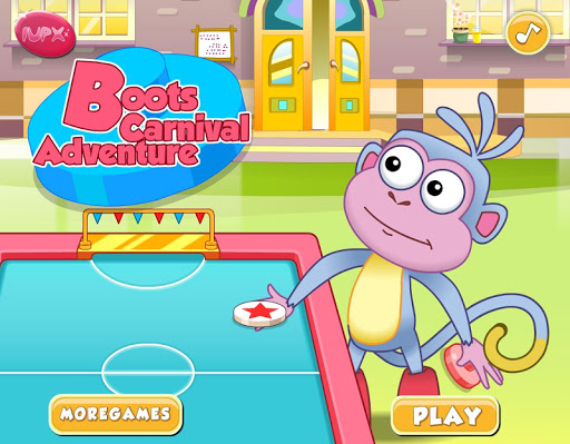【免費益智App】Dora Boots Carnival Adventure-APP點子