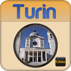 Turin Offline Map Travel Guide icon