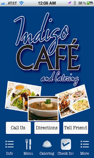Indigo Cafe Catering