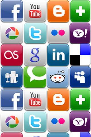 Social Media 5 in 1 App