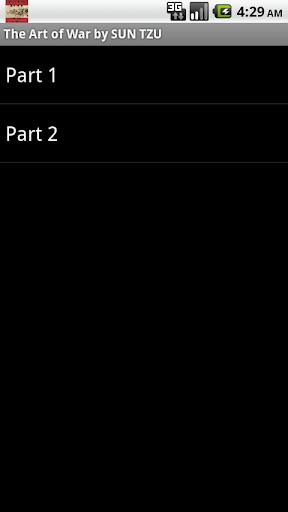 玩音樂App|The Art of War Audiobook免費|APP試玩