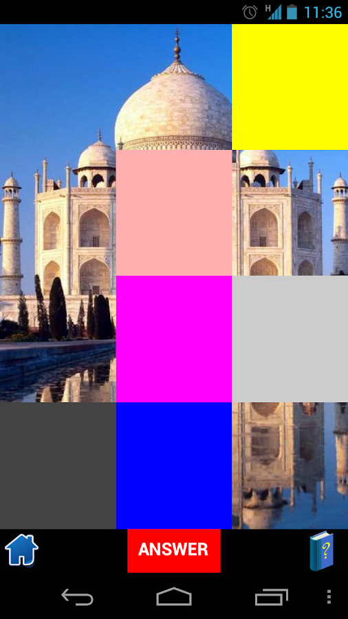 Puzzle Photo Quiz AdsFree- screenshot