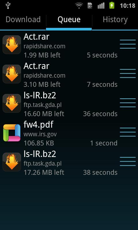 Screenshot 3 Download Blazer 2.0.7 APK PAID