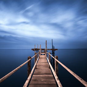 Way of Clouds by Sebastien Gaborit - Landscapes Waterscapes