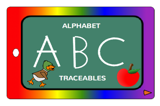 Alphabet Traceables