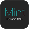 kakao talk theme_mint icon